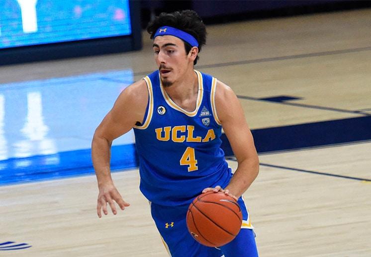 Jaime Jaquez Jr fue la figura en el triunfo de los Bruins de UCLA sobre Michigan State