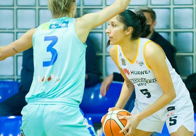 El campeonato se acerca para Jaqueline Luna-Castro en Lituania