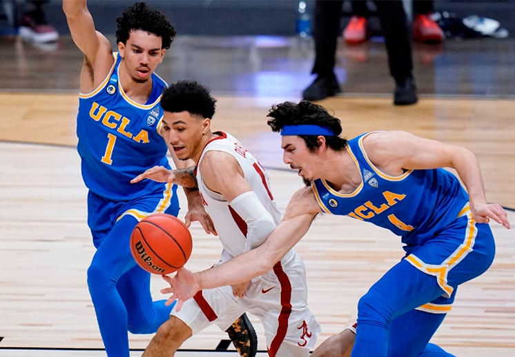 UCLA y Jaime Jaquez Jr. siguen imparables y se meten al Elite Eight