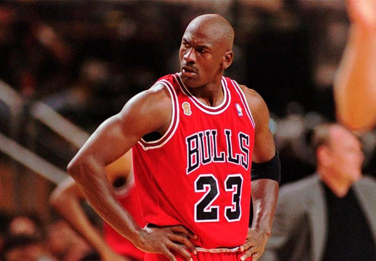 Otra historia de apuestas con Michael Jordan y Antoine Walker