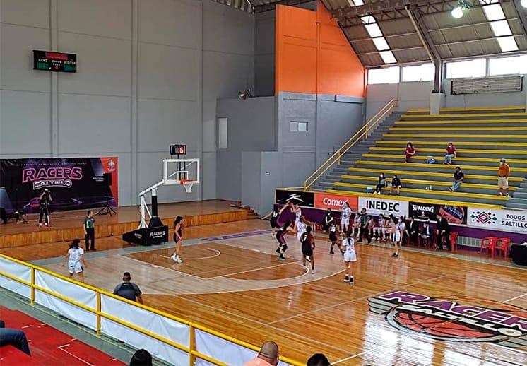 Los resultados en el primer fin de semana de la Liga Mexicana de Baloncesto Profesional Femenil