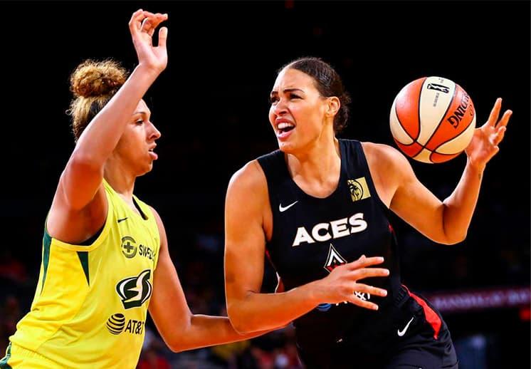 Liz Cambage regresa a la WNBA