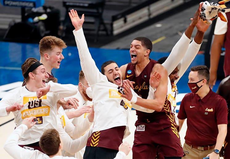 Loyola Chicago, Syracuse y Oregon State las grandes sorpresas para el Sweet Sixteen
