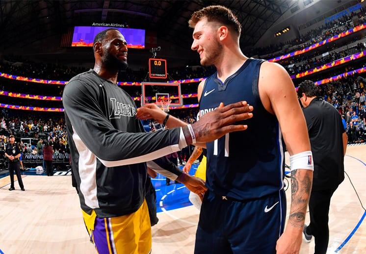 Los Lakers y el jersey de LeBron James son los más populares en México