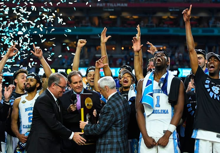 Momentos memorables del March Madness