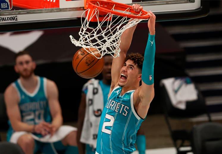 Los mejores del mes de febrero en la NBA