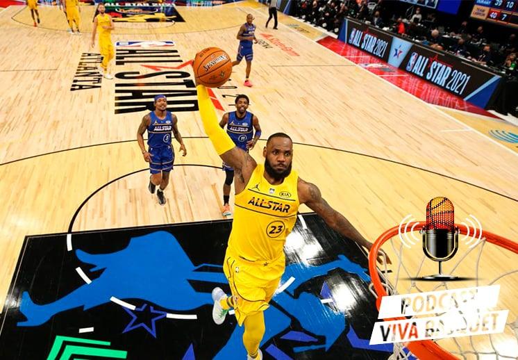 Podcast Viva Basquet: All-Star Game, ¿Cuándo volverá la NBA a México? y Blake Griffin a los Nets