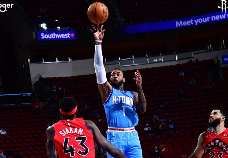 Los Rockets rompieron la mala racha de 20 derrotas consecutivas
