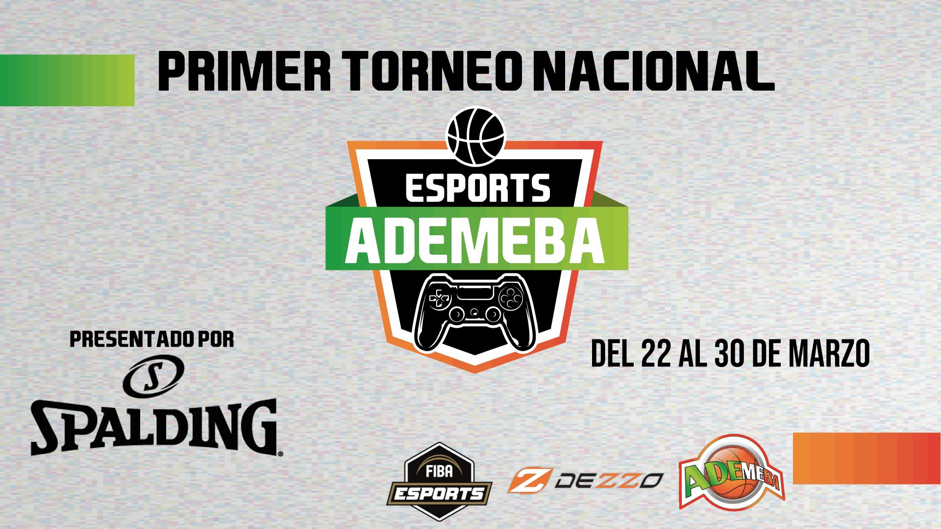 Presentan el torneo Ademeba ESports 2021