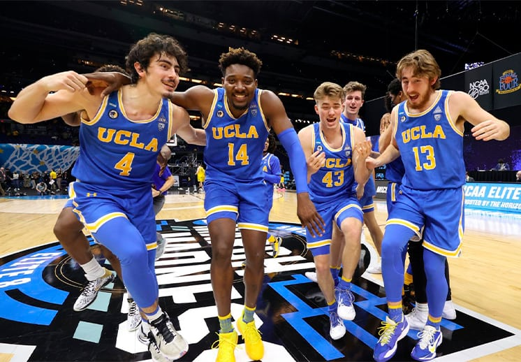 UCLA & Jaime Jaquez Jr se meten al Final Four de la NCAA