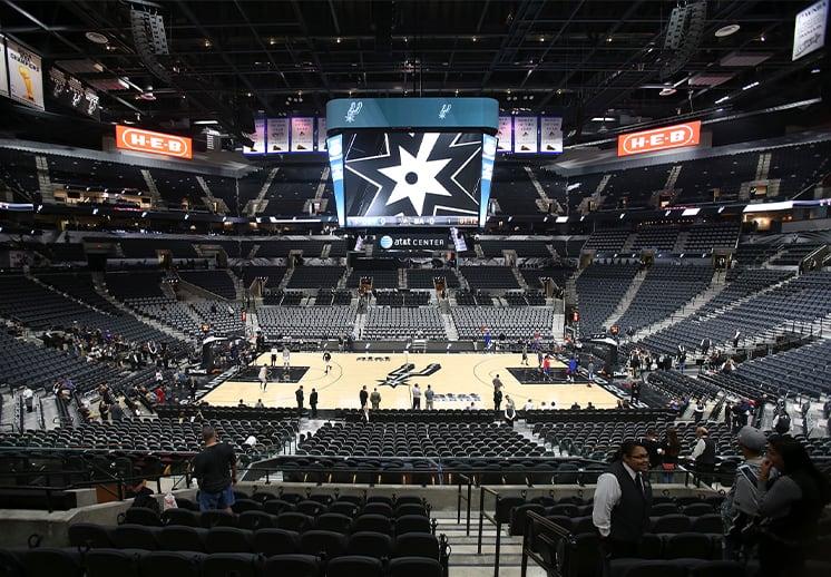 La NBA quiere arenas llenas la próxima campaña