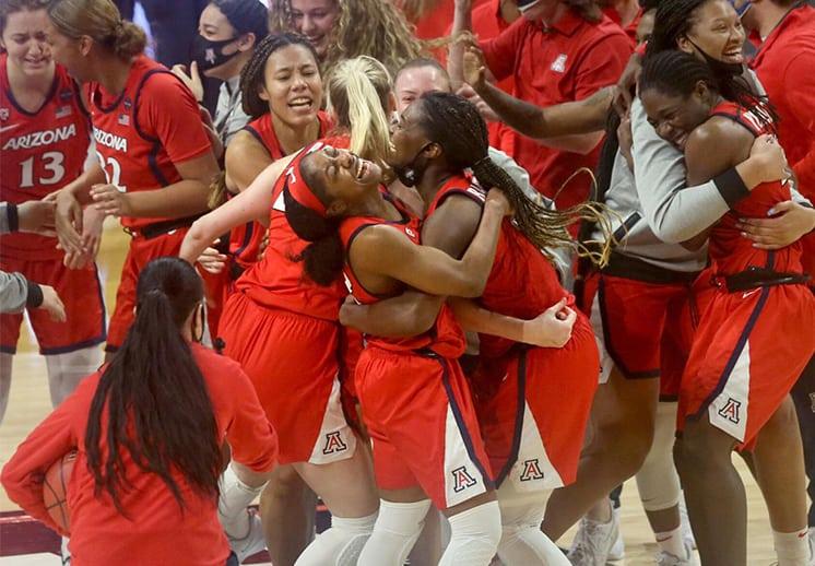 Arizona sorprende a UConn y se jugará el título con Stanford en la NCAA Femenil