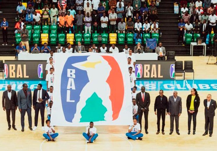 La NBA Basketball Africa League hará su debut el 16 de mayo
