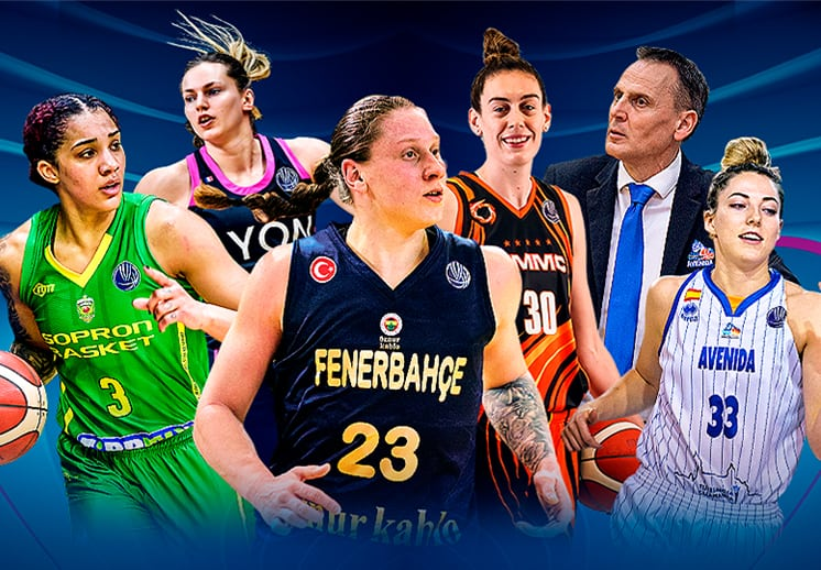 Ya puedes votar por los EuroLeague Women Awards