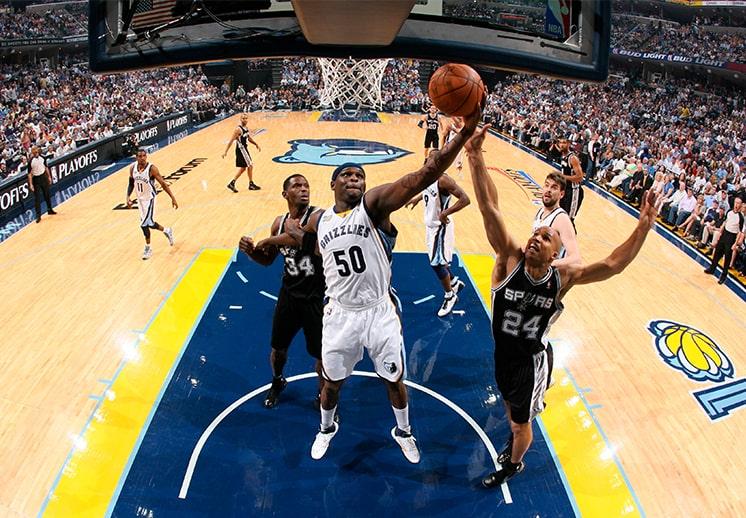 La serie histórica de los Grizzlies ante los Spurs DEST