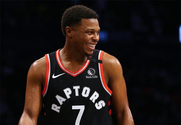 La novatada de los Raptors de Toronto