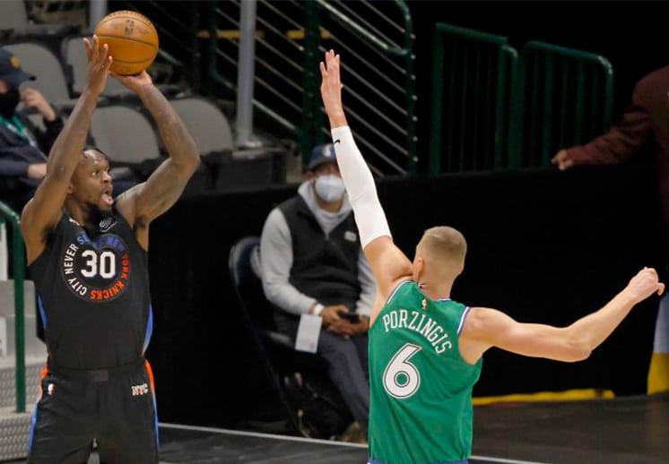 Los Knicks arman racha ganadora
