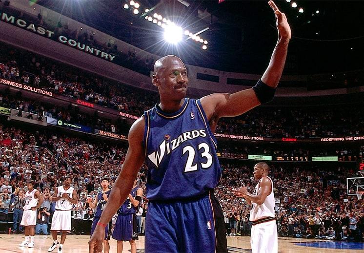 El último partido de Michael Jordan