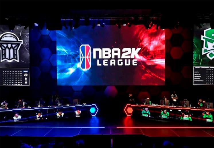 La NBA 2K League tiene lista la nueva temporada