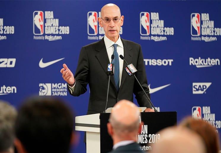 ¿La NBA en problemas con el Mercado Chino?
