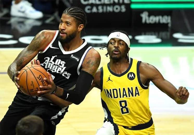 """El """"nuevo"""" Paul George enciende a los Clippers"""
