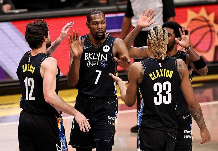 El regreso de Kevin Durant con los Nets de Brooklyn