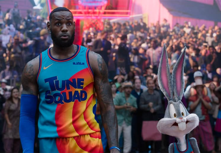 Presentan trailer de Space Jam: A New Legacy DEST