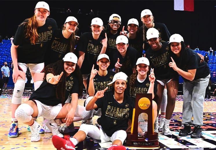 Stanford las nuevas campeonas en la NCAA