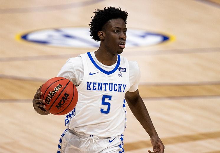 Tragedia en el basquet colegial: murió Terrence Clarke de los Wildcats de Kentucky