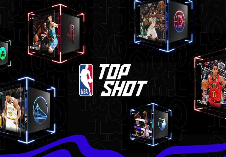 Conoce Top Shot: Los NFTs de la NBA
