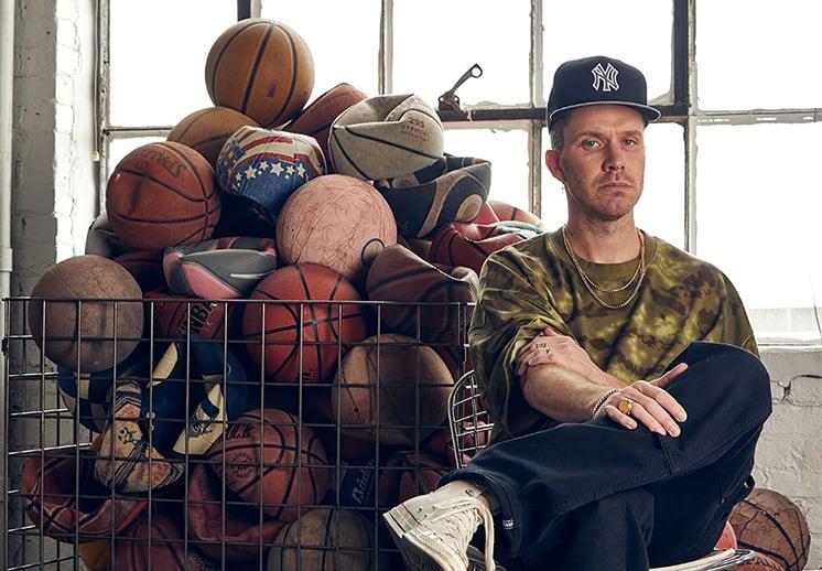 Tyrell Winston: un artista apasionado por el basquet