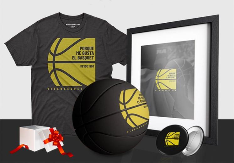Apóyanos, conoce nuestra campaña en Kickstarter y sé un patrocinador de Viva Basquet