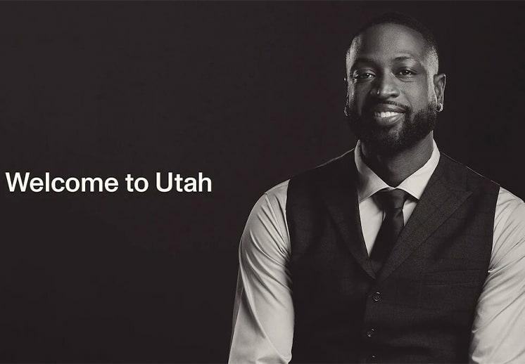 Dwyane Wade se convirtió en accionista del Jazz de Utah