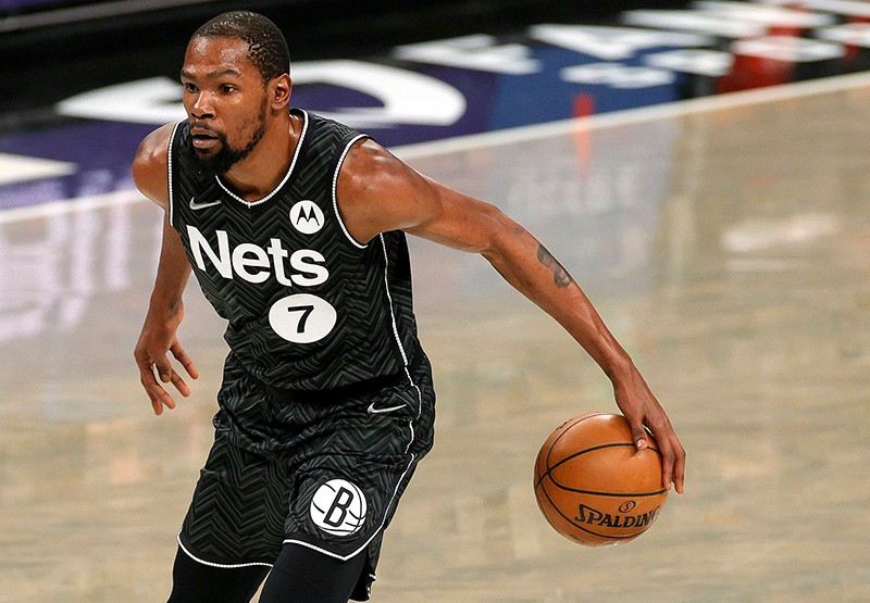 Kevin Durant y su regreso arrollador con los Nets de Brooklyn