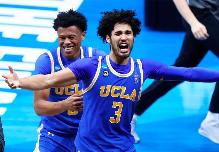 Johnny Juzang: el jugador de UCLA que está haciendo historia en el March Madness