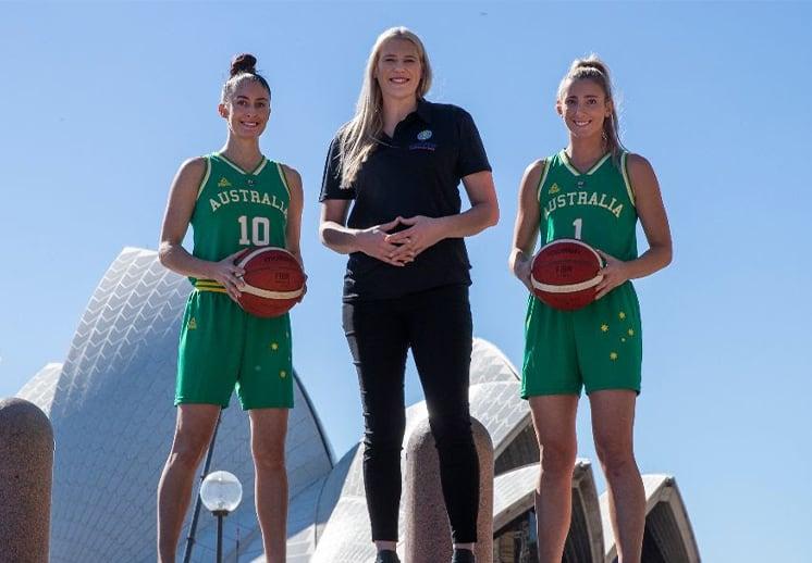 Presentan logo del Mundial Femenil de FIBA DEST