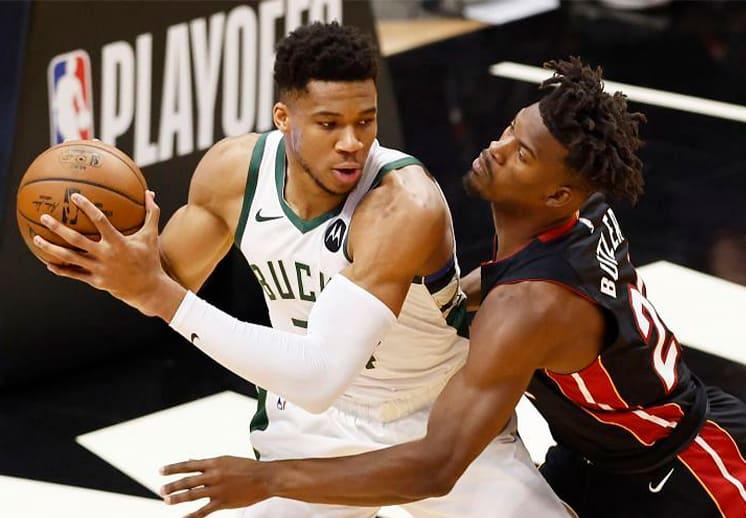 Los Bucks cobraron revancha y barrieron al Heat