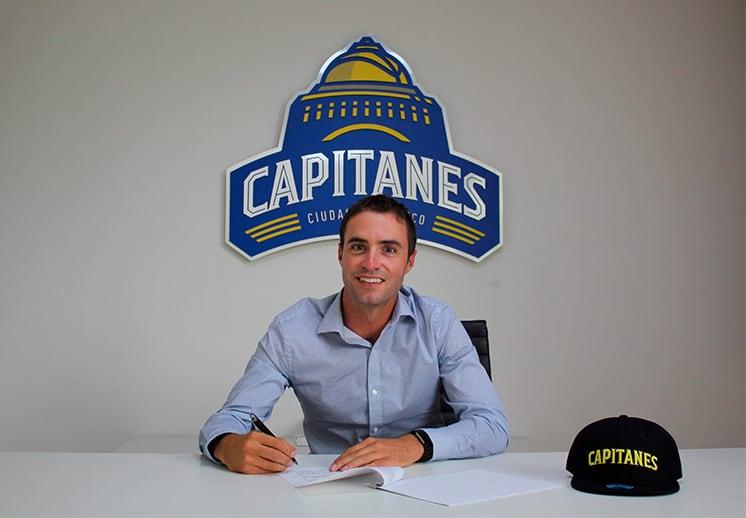 Capitanes presenta a su nuevo General Manager