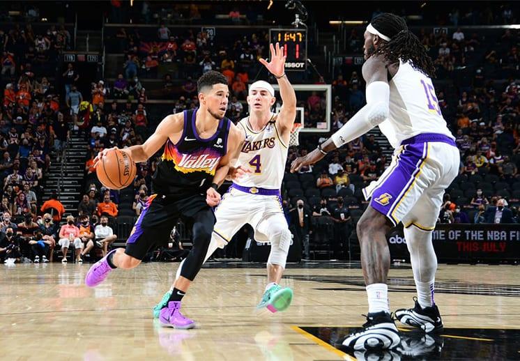 Debuts de ensueño en el inicio de los Playoffs de la NBA