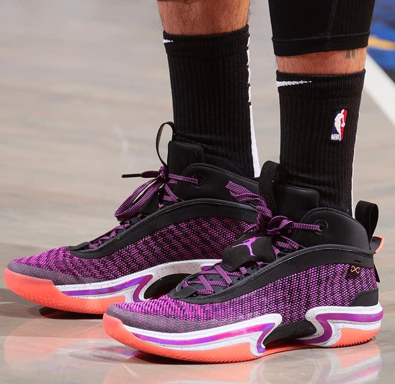 Un vistazo a los sneakers de los Playoffs 1