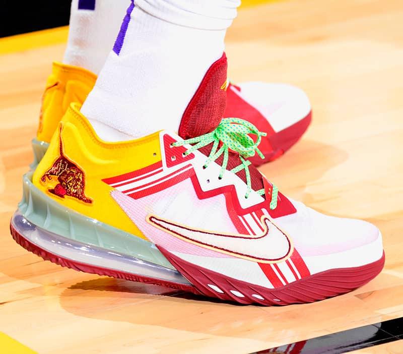 Un vistazo a los sneakers de los Playoffs 3