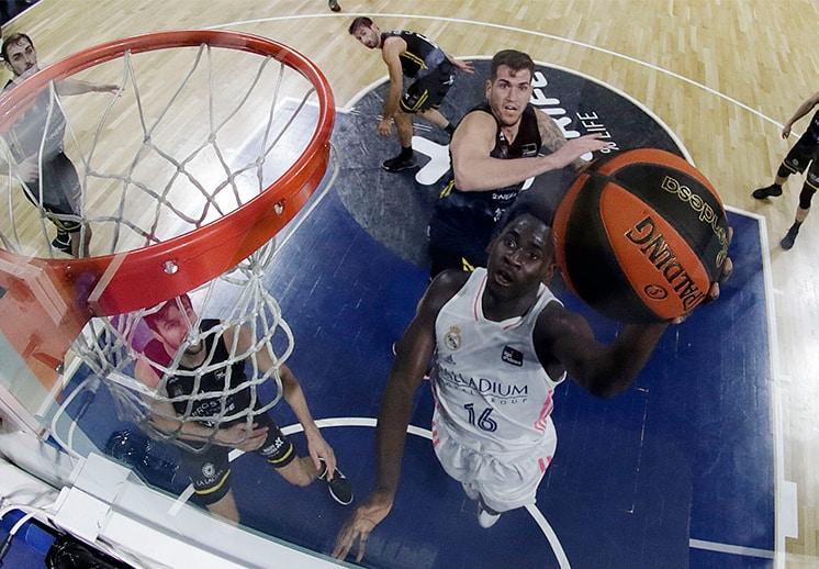 Otra estrella del Real Madrid apunta a la NBA