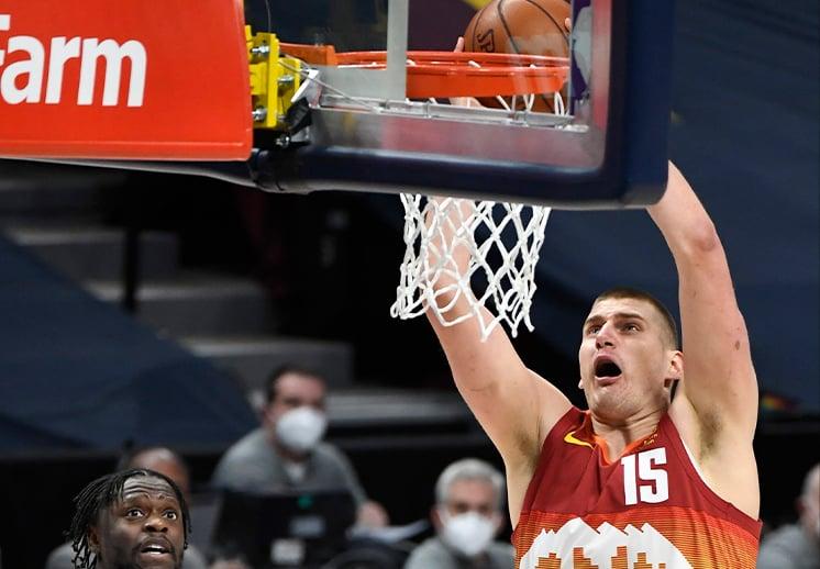 Los hombres de hierro en la NBA DEST