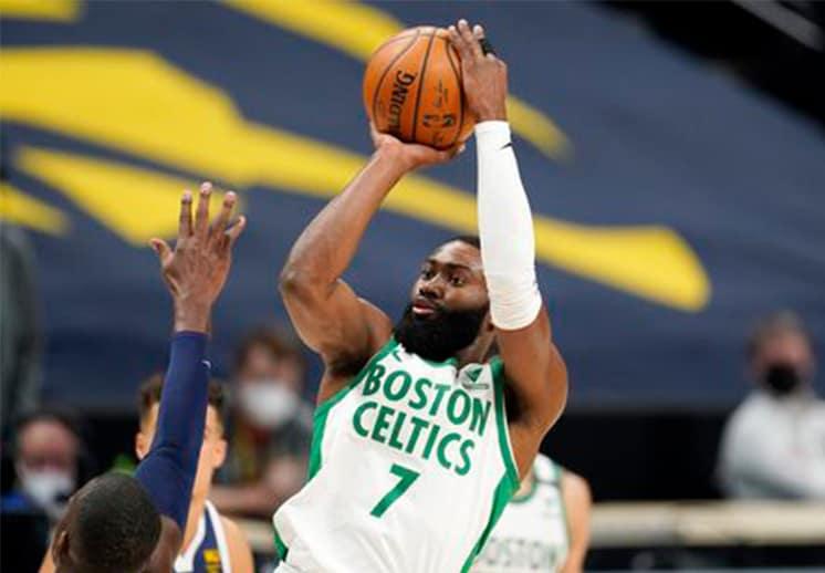Golpazo a los Celtics, pierden a Jaylen Brown