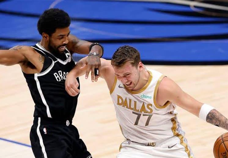 Luka Doncic y los Mavs barrieron a los Nets
