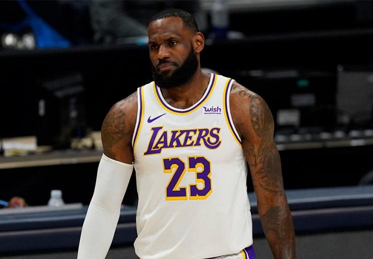 Los reclamos de LeBron James
