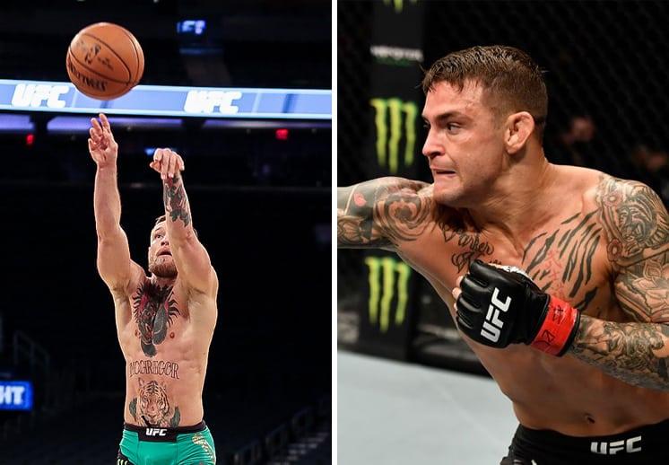 McGregor vs Poirier el honor en juego