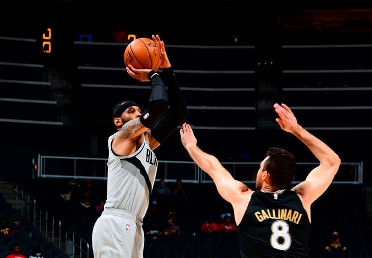 Carmelo Anthony entra al Top 10 de los máximos anotadores de la NBA