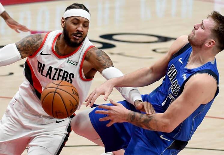 Mavericks, Lakers o Blazers ¿Quién jugará el Play-In?