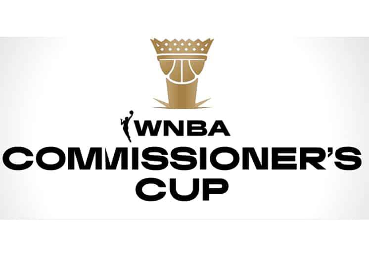 Nueva WNBA Commissioner's Cup